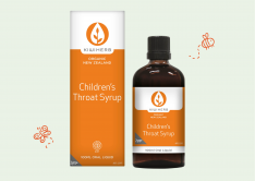 40% off Children's Throat Syrup